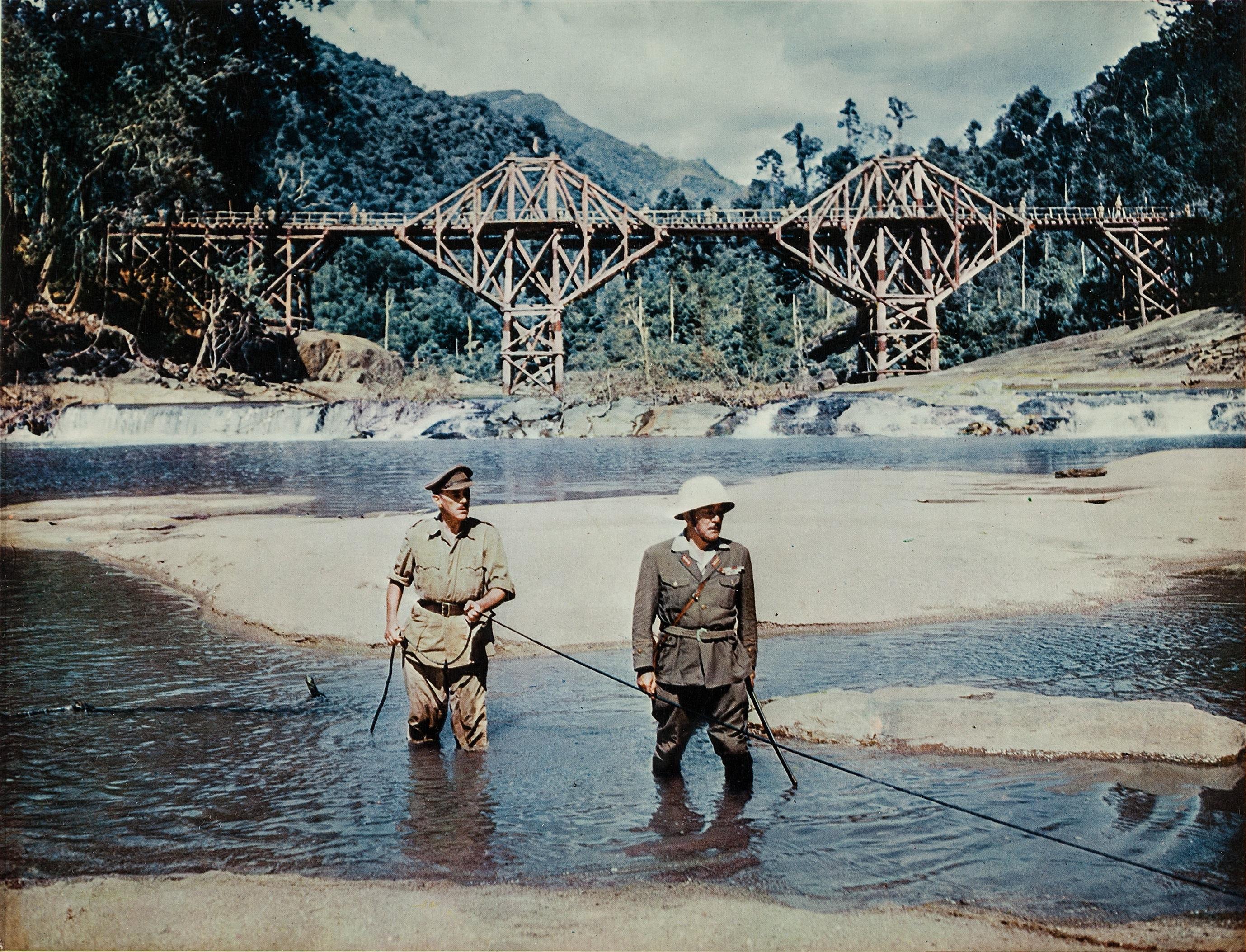bridge on the river - photo #17